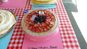 Stars & Stripes Forever Cream Pie