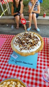 Chocolate-Pecan Caramel Pie