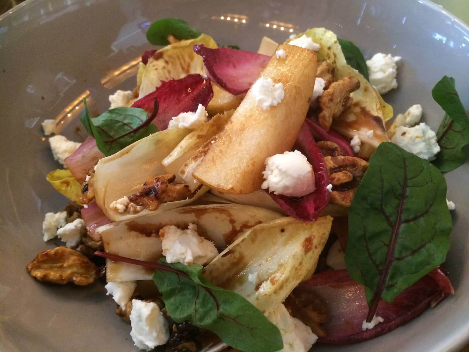 Pear and Endive Salad