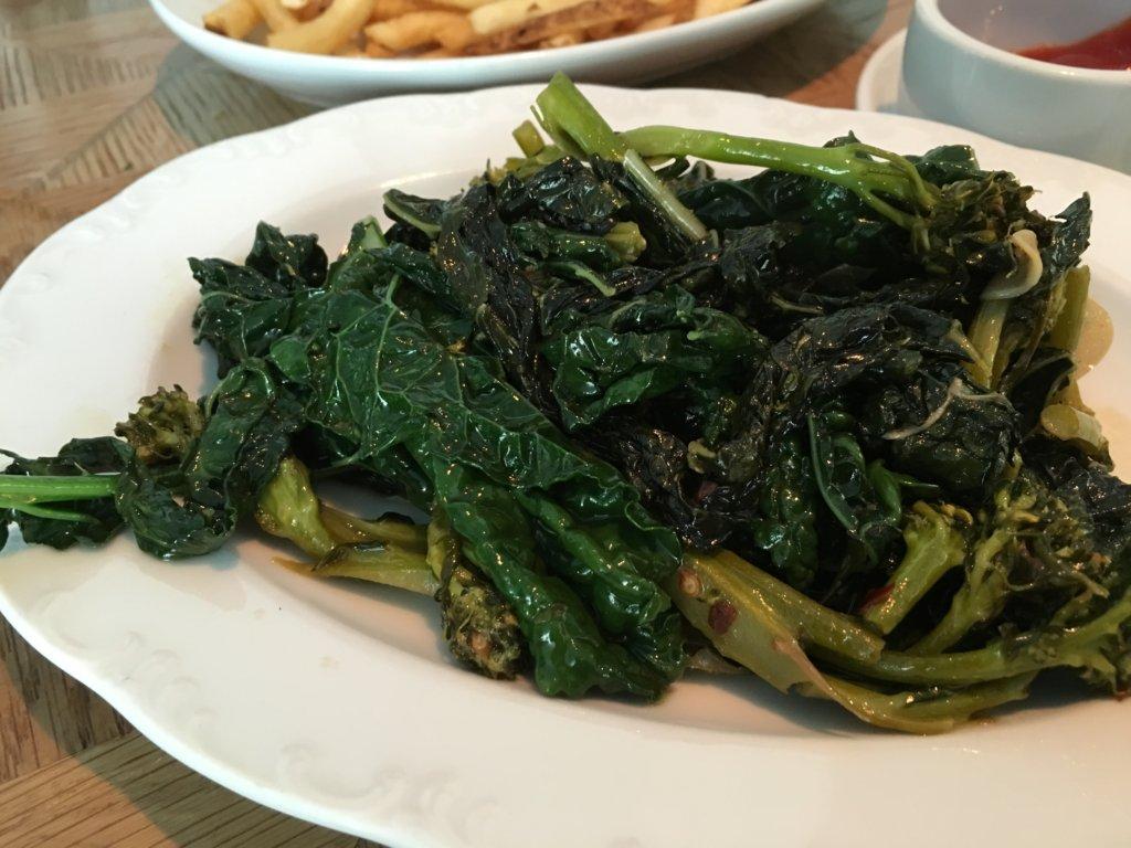 Sauteed Broccolini Rapini